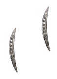 Mark and Estel X Rossmore Curve Earrings
