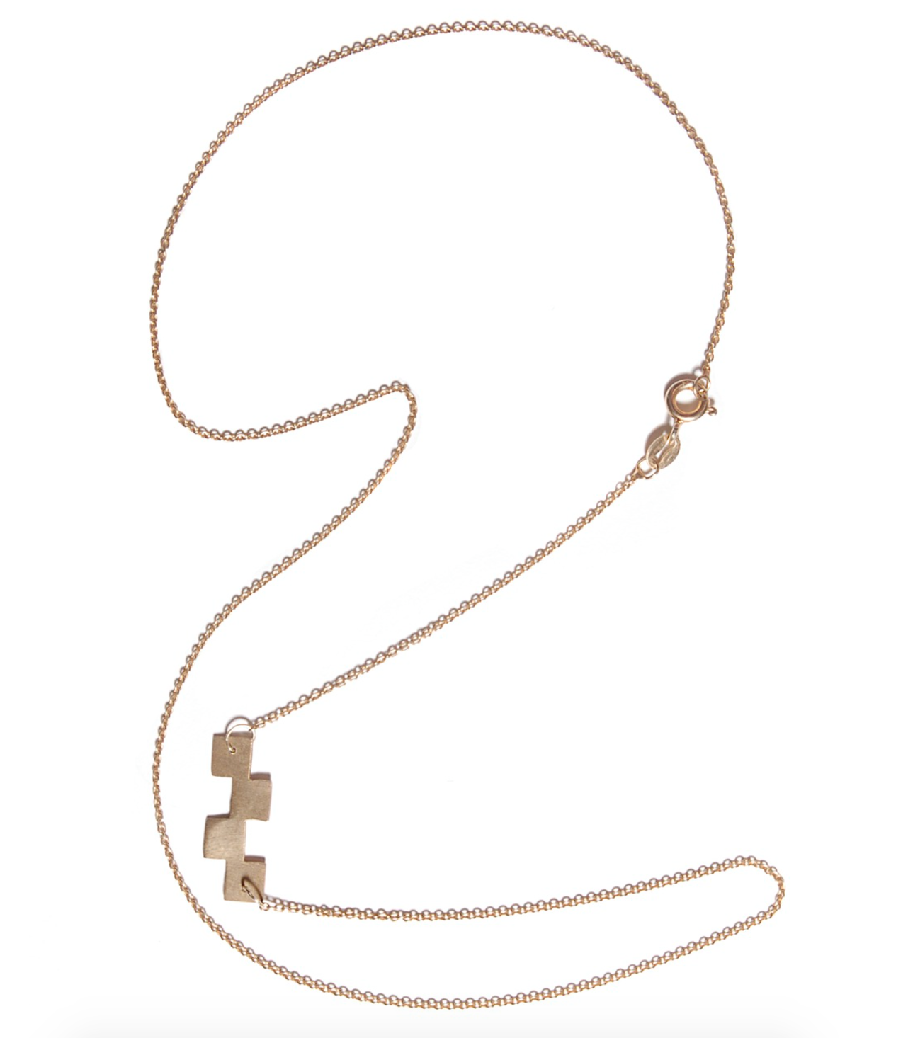 Mark and Estel X Rossmore Balance Necklace