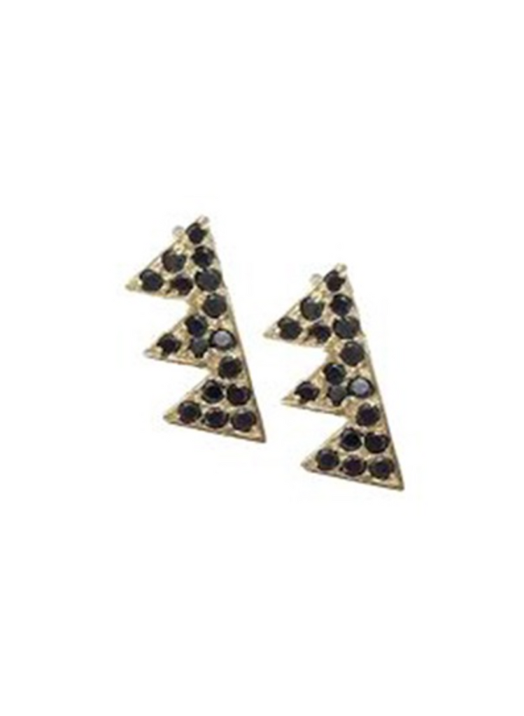 Mark and Estel X Rossmore Radness Teeth Earrings
