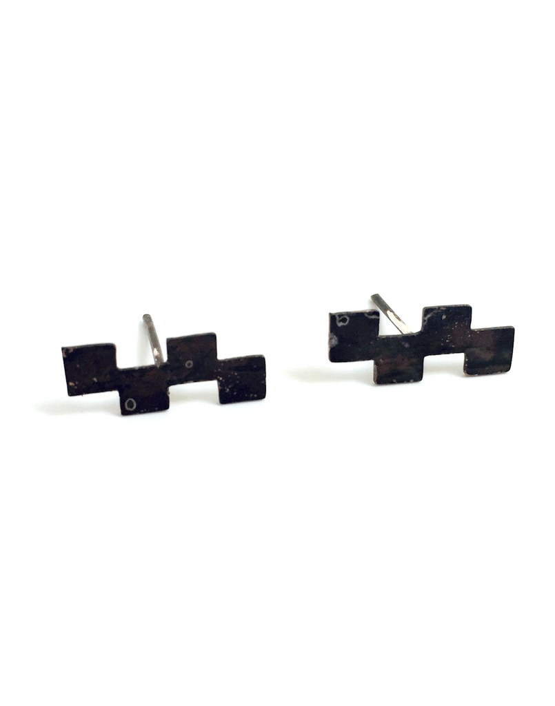 Mark and Estel X Rossmore Balance Stud Earrings