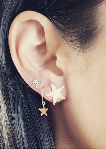Unicorn Horn Earrings