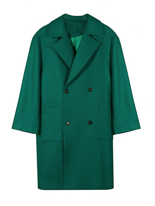 Into the Forest Loose Pocket Coat (Small - XLarge)