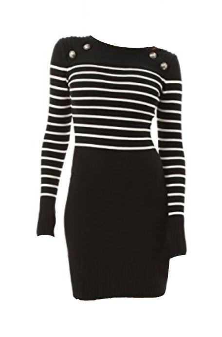 The DRESS Version of the I X Sailor Cotton Sweater! (S - XLarge)