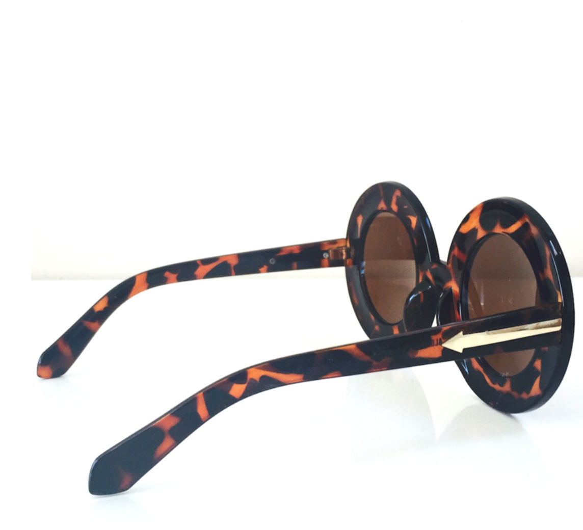 The Mark and Estel Oversized Sunnies & Sexy Socks Gift Box