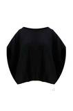 Mark and Estel Cashmere Off Shoulder Open Armhole Sweater- All Sizes