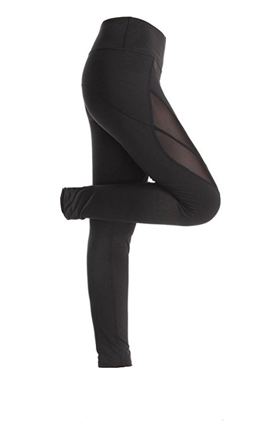 Cut-Out and Workout Like a Rockstar Leggings