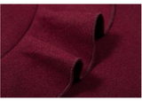 Into the Wine Oversized Belled Sleeve Wool Overcoat (Small - XLarge)