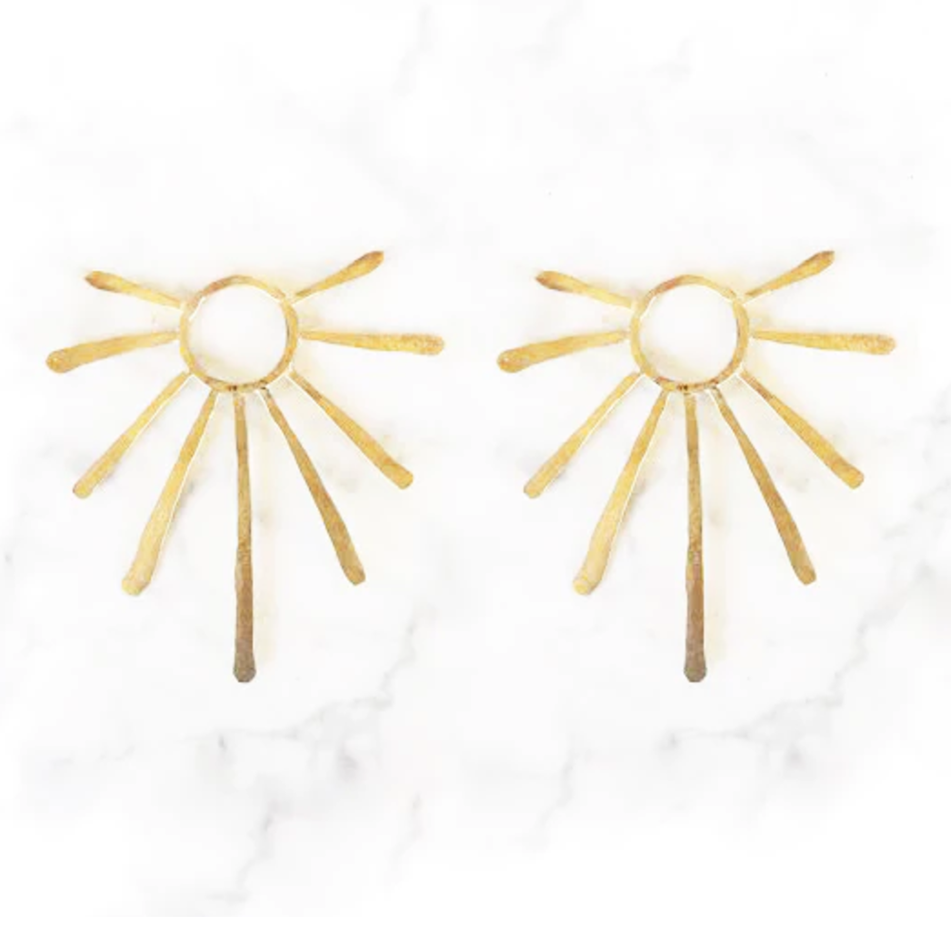 Mark and Estel X Rossmore Cairo Earrings