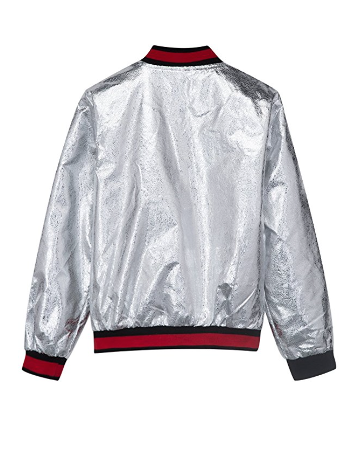 The Silver Workout Bomber