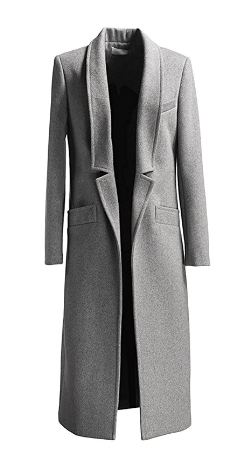 Wear Me Over Anything Overcoat