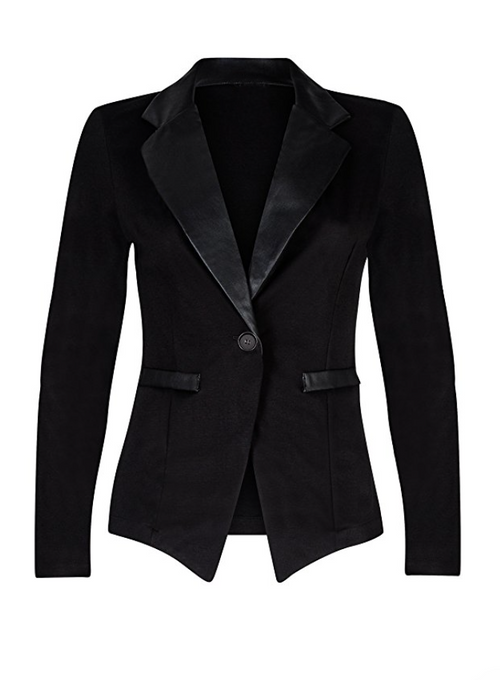 The Ultimate Tuxedo Blazer (Sizes X-Small - Large)