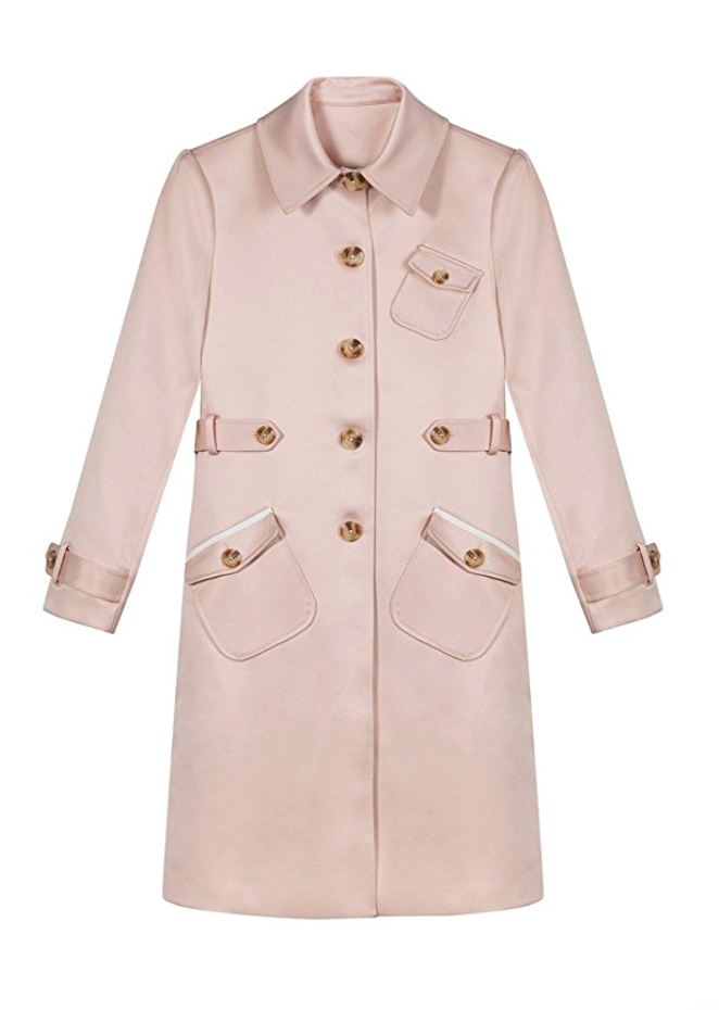The Ultimate Summer Pink Coat (Size Small)