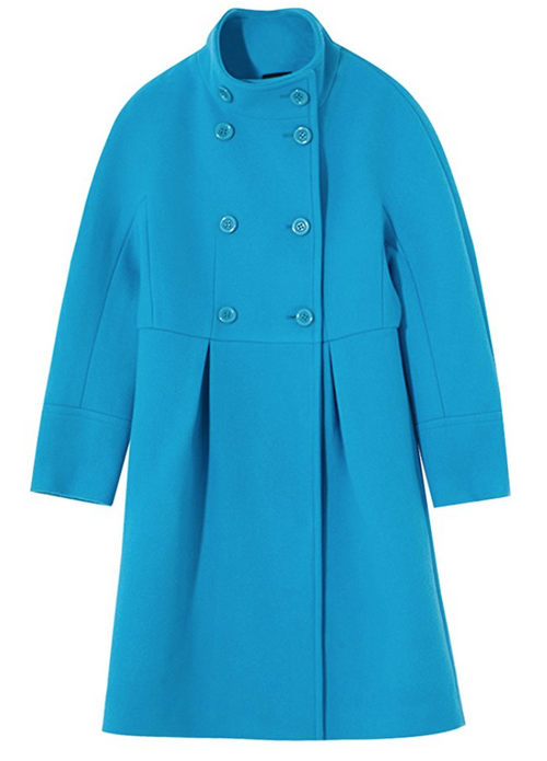 The Ultimate Mod Blue Rockstar Coat (XSmall)