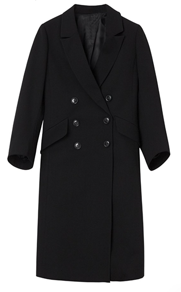 The Perfect Spring Overcoat (XSmall - Large)