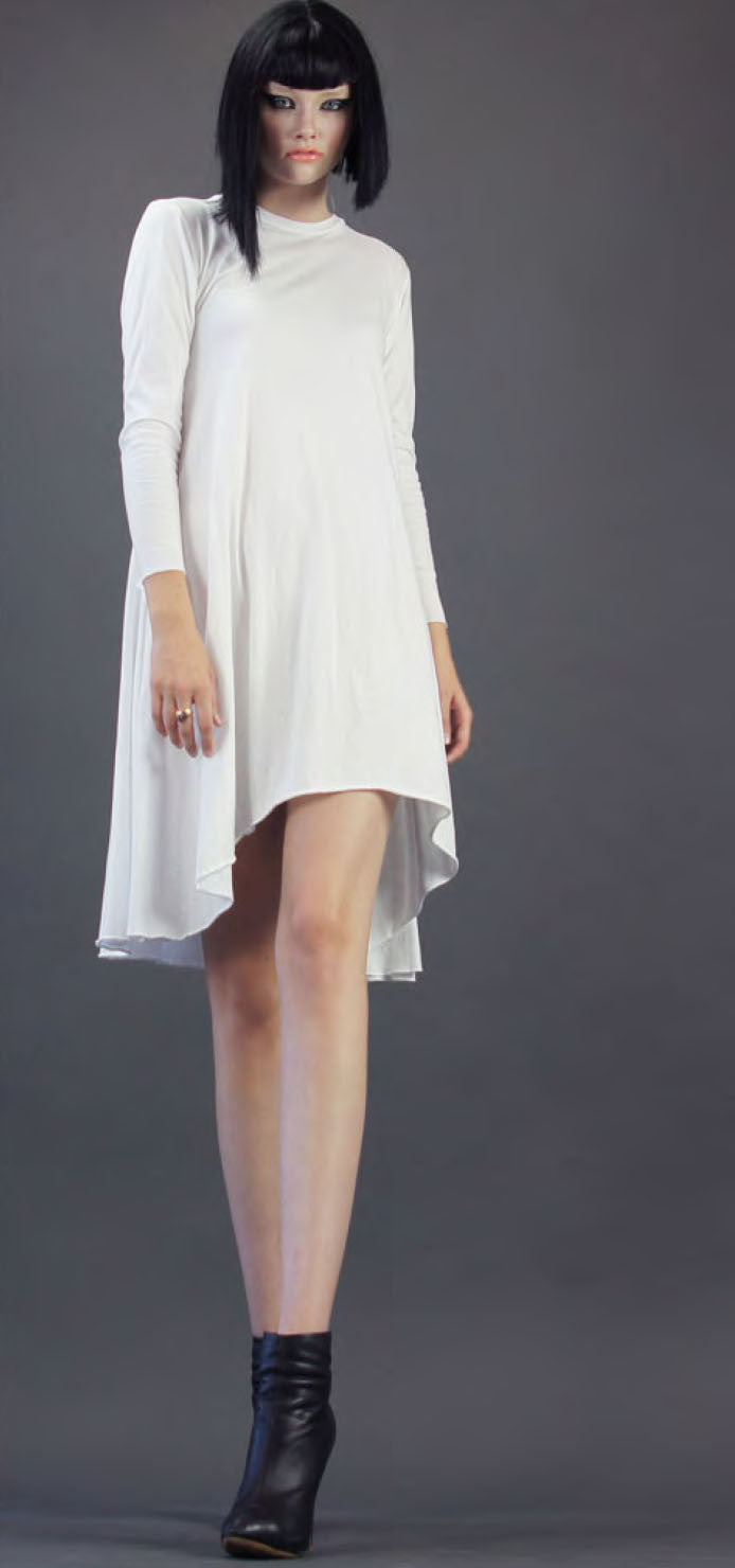 MARK AND ESTEL / T Shirt Dress