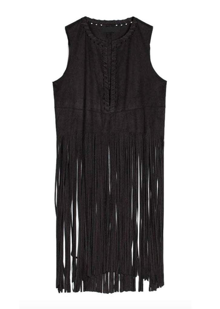 The Love Fringe Vest