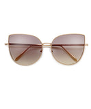Get Your Cat Eyes On Champagne Sunnies