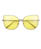 Get Your Cat Eyes On Sunflower Sunnies