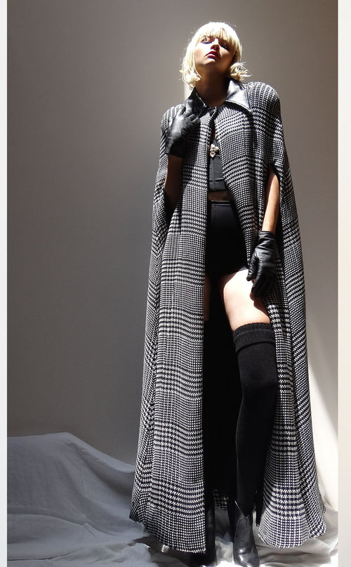 Mark and Estel Evening Maxi Cape
