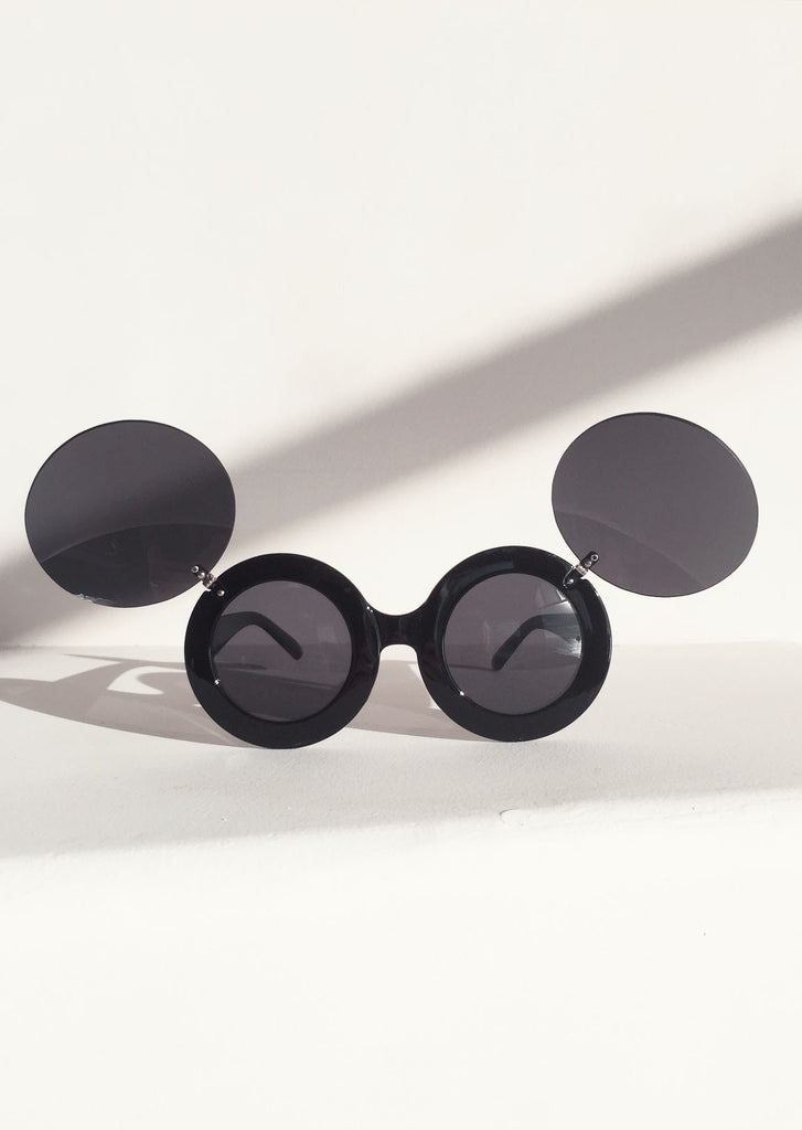 Convertible Minnie Mouse Sunglasses