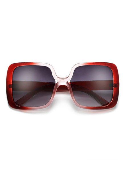 Paparazzi Shades in Red Ombre