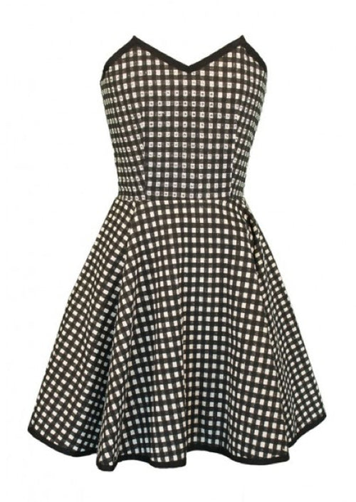Mark and Estel Collection Picnic Dress without crystals