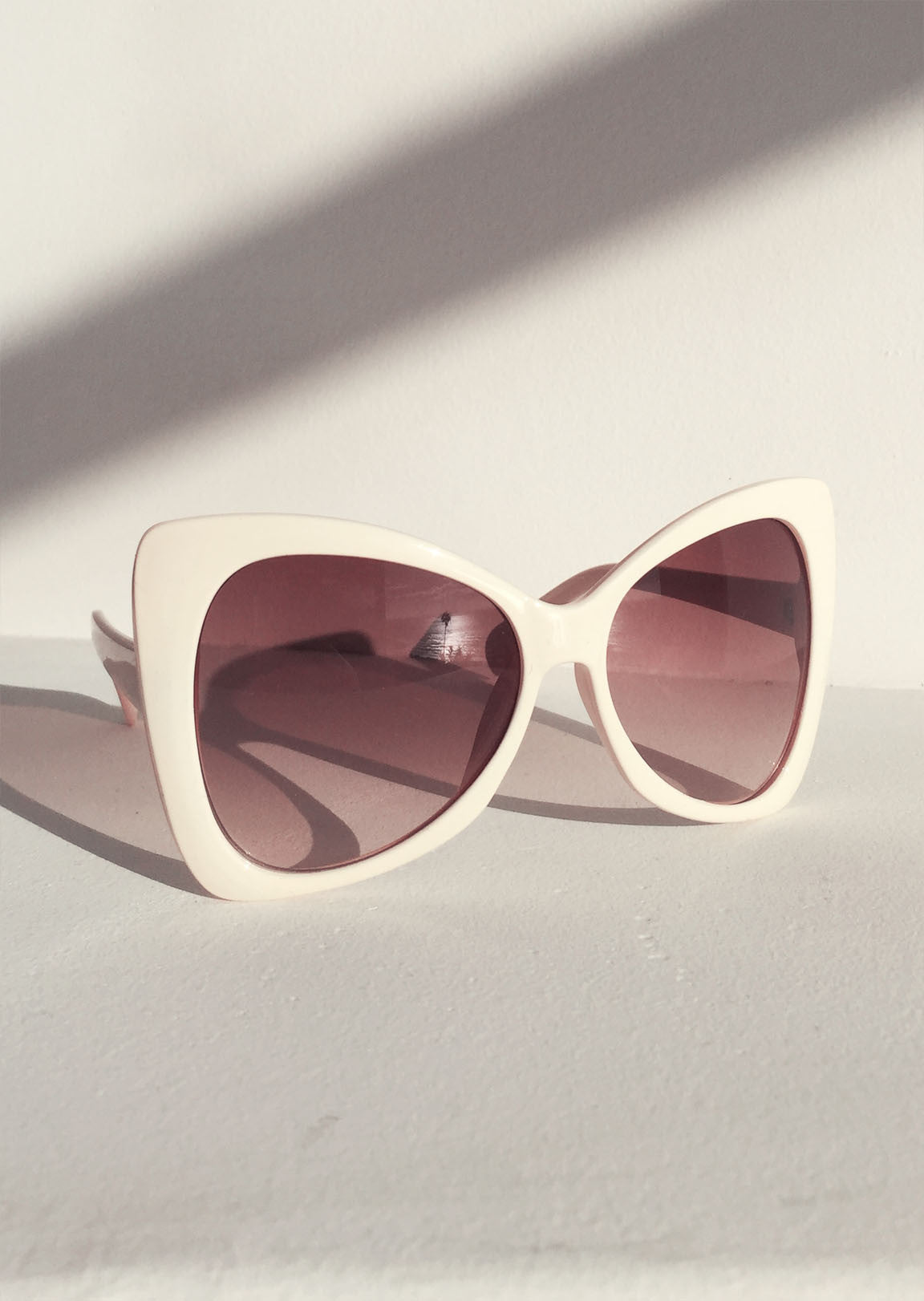 Pink Triangle Shades