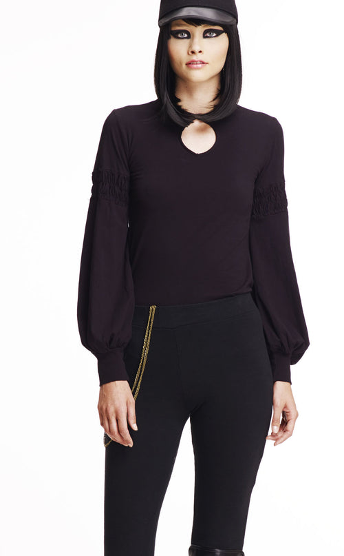 Mark and Estel / Princess Keyhole Blouse