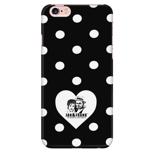 6 plus/6s plus iphone case- The Jan and Frank Polk-a-dot iphone case
