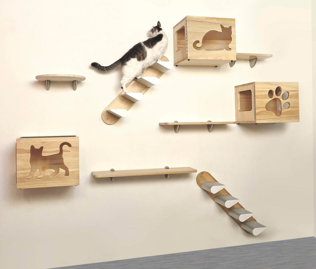 CatsClimber Collection, Wall-Mount Components (available individually)