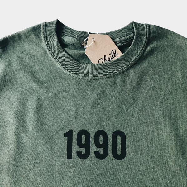 1990 - Military Green