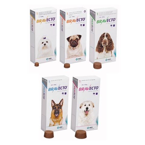 BRAVETCO - for Dogs - Vetzcare On-line