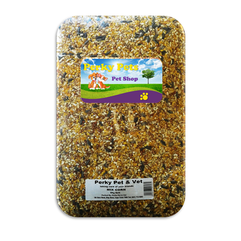 PERKY PETS - Bird Seed - Mixed Corn - VC