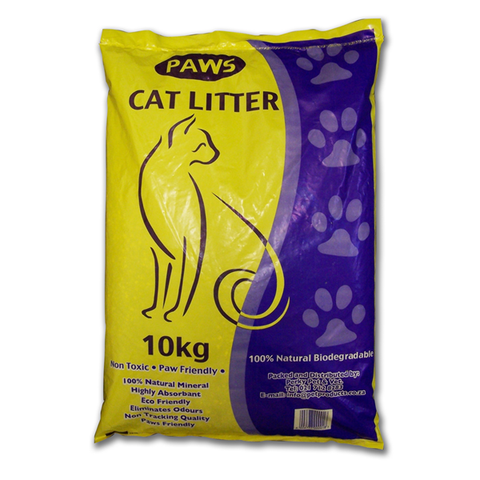 PAWS - Cat Litter  - VC