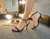 Womens Charming Jewel Heels