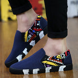 Mens Art on Canvas Style Shoes