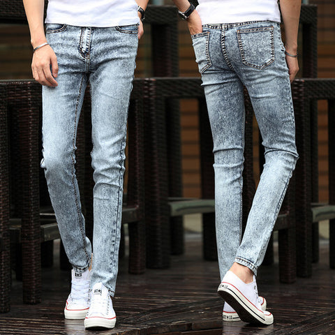 Mens Fadded Cool Jeans