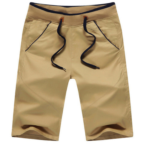 Mens Cool Tie Band Shorts