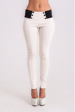 Stylish Design Slim Fit Trendy Leggings