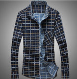 Mens Fashionable Detailed Dress Shirt
