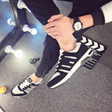 Mens Casual Jogging Sneakers
