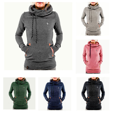 Womens Cool Urban Unique Hoodie