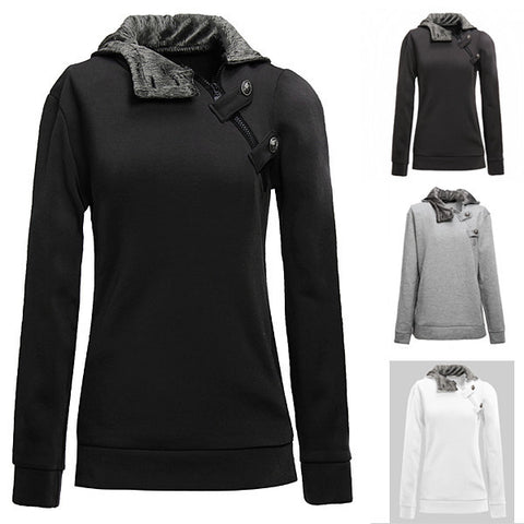 Womens Trendy Pullover Stylish Hoodie