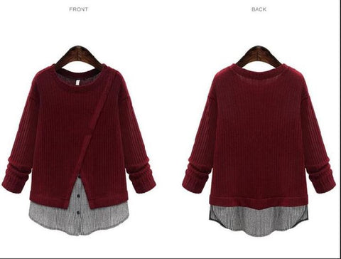 Womens Beautiful Classy Winter Sweater