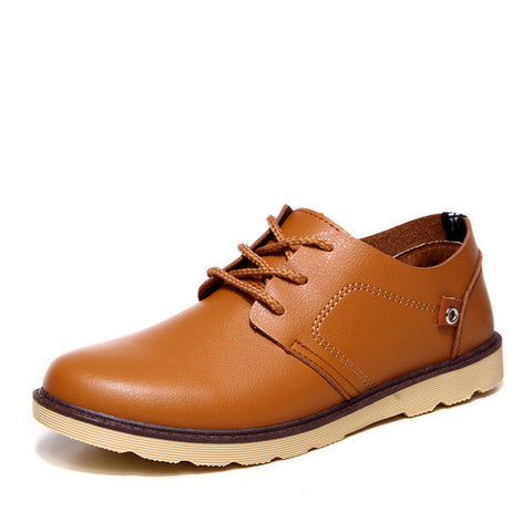 Mens Low Top Casual Boots
