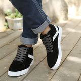 Mens Casual Mid Top Sneakers