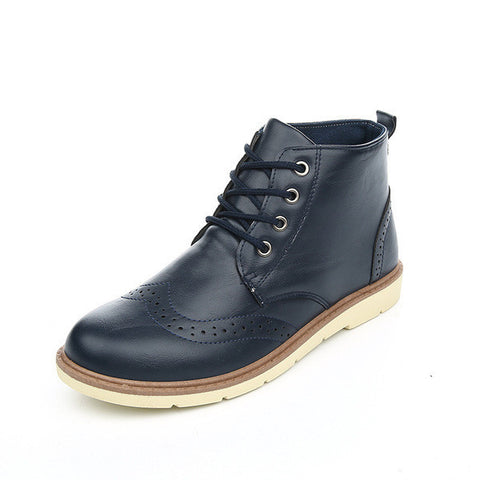 Mens Cool Mid Top Boots