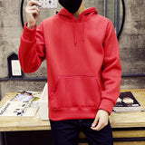 Mens Classic Pullover Hoodie