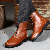Mens Cool High Top Rain Boots