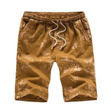 Mens Dry Brush Style Shorts